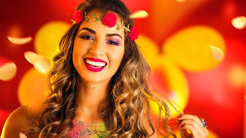 Feriado de Carnaval no Sítio Castelinho